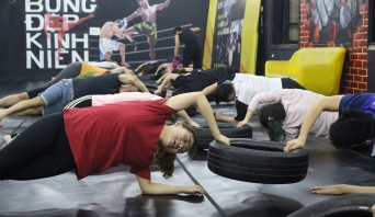 Kickfit - Core Trainning